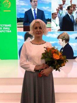 Работников компании «СИТНО» наградили в Москве