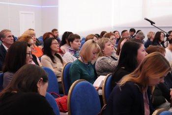 Флида Габбасова выступила модератором Республиканского Форума «Диалог с налогоплательщиком». ФОТО