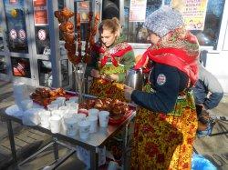 Состоялось открытие обновленного супермаркета «Огонек». ФОТО