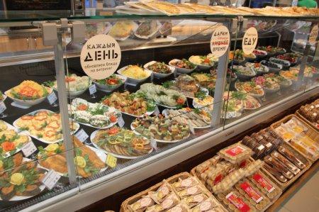 Открытие нового супермаркета «Челны-хлеб»: новый формат: европейский уровень и восточное гостеприимство. ФОТО