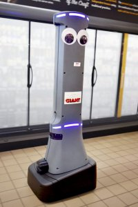 Для чего 500 роботов будут патрулировать продуктовые магазины?