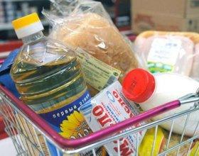 Минимальный набор продуктов за пять лет подорожал на 35%