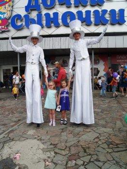 В ТЦ «Барс на Московском» отметили День защиты детей. ФОТО
