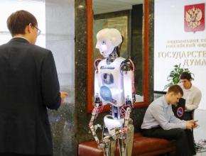 Кибераврал: роботы могут отобрать у россиян половину рабочих мест