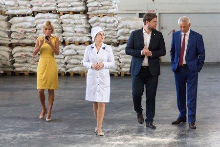 «Восхищаюсь вашим предприятием»: глава Магнитогорска посетил компанию «СИТНО»