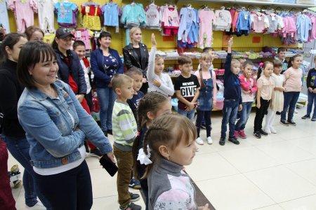 «Байрам» подарил детям праздник, посвященный Дню знаний. ФОТО