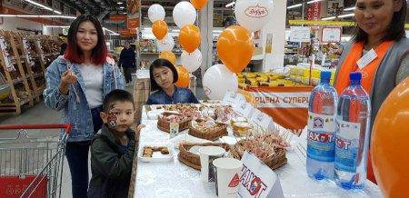 Гипердегустация «Сделано в Якутии» от «Айгуль». ФОТО