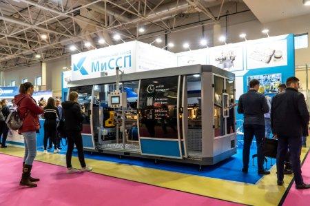 «АГРОПРОДМАШ-2019»:  инновационный розлив создает конкурентоспособность напитка