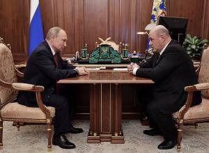 Путин предложил главе ФНС России Мишустину занять должность премьера, тот согласился