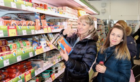 Новый круглосуточный супермаркет «Сабантуй». ФОТО