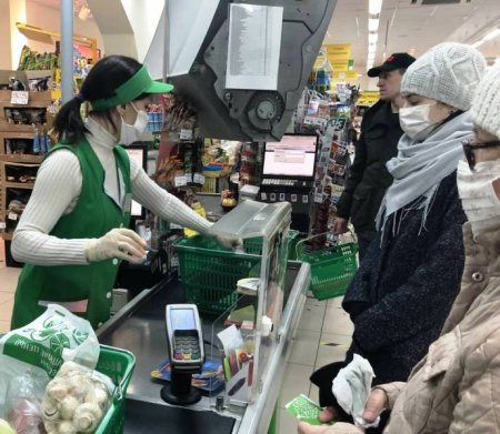 «Челны-хлеб» ужесточает меры против коронавируса