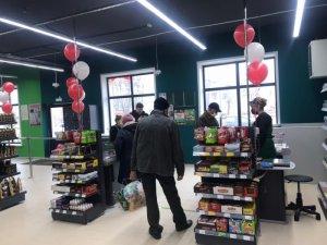 Открытие нового магазина «Высшая Лига» в Нерехтском районе. ФОТО