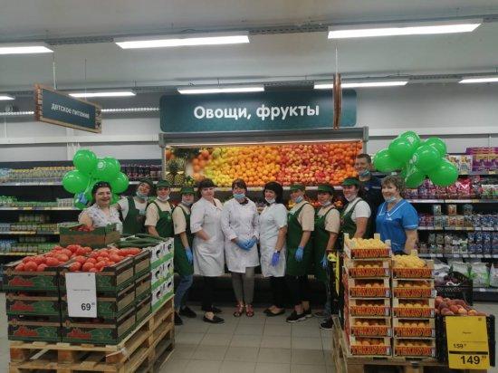 Новый магазин «Высшая Лига» в Ивановской области