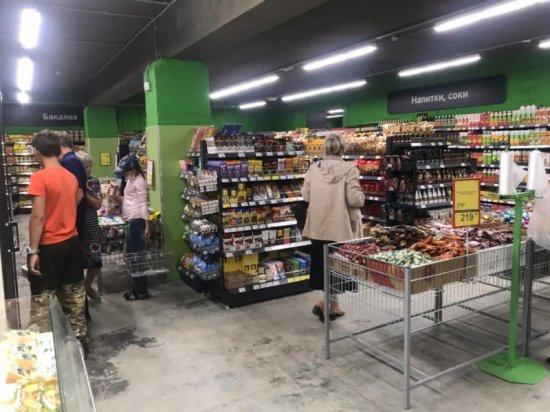 Открытие нового магазина «Высшая Лига» в селе Сущёво